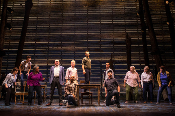 Come From Away to Arrive in London's West End in 2019