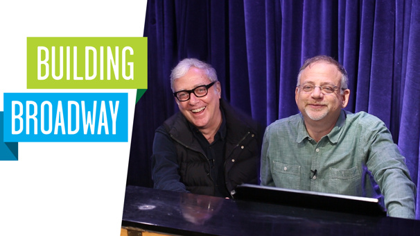 Charlie and the Chocolate Factory Music Men Marc Shaiman & Scott Wittman on Writing for Oompa Loompas, Christian Borle & More