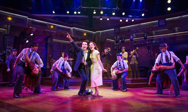 Watch Laura Osnes, Corey Cott & the Cast of Bandstand Show Off on Good Morning America