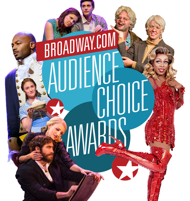 You Pick the Nominees! Choose Your Favorites for the 2017 Broadway.com Audience Choice Awards