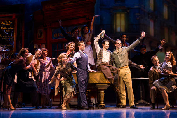 C'est Magnifique! Tickets Now on Sale for the National Tour of An American in Paris in Portland