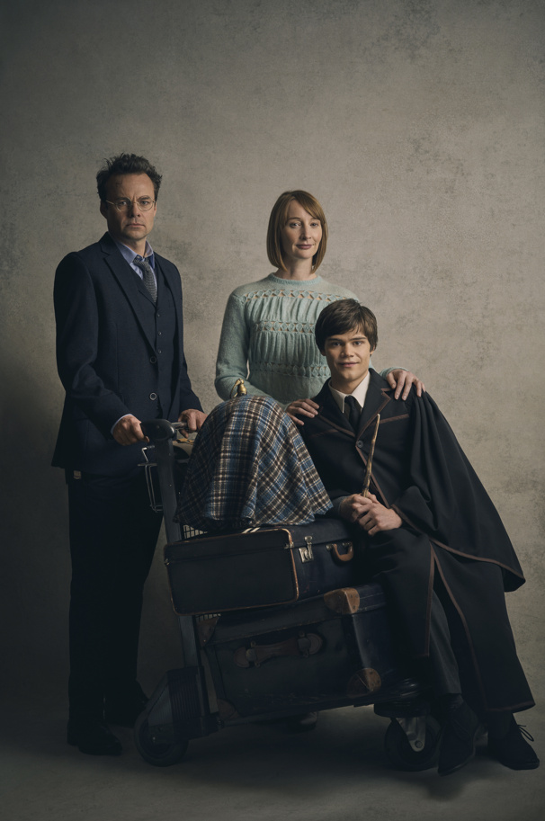 Meet the Magic Makers! Harry Potter and the Cursed Child's New Cast Takes Family Portraits
