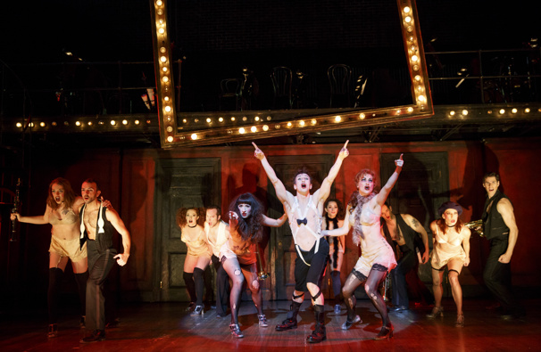 Willkommen to Seattle! Tickets Now On Sale for the National Tour of Cabaret
