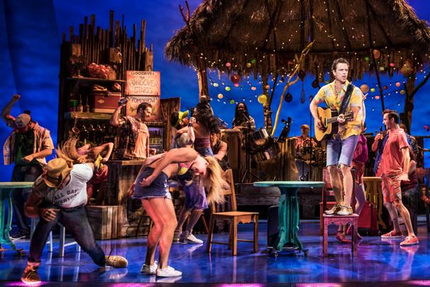 Jimmy Buffett Musical Escape to Margaritaville Sets Cast Album Release Date