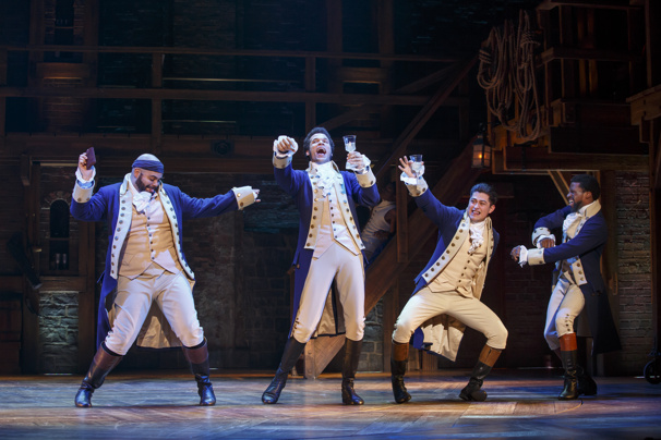 Ticketmaster Verified Fan Registration for Hamilton Available in Houston