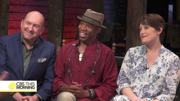 Rodney Hicks on Why Come From Away Is Moving People: 'Through Tragedy Comes Joy'