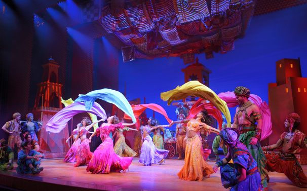 Touring company of Disney's Aladdin