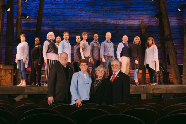 Acclaimed Musical Come From Away Wins Big at Toronto's Dora Awards