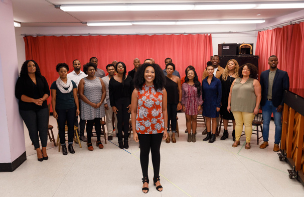 See Pics of Adrianna Hicks, Carrie Compere & The Color Purple Cast Before They Sing Out on Tour