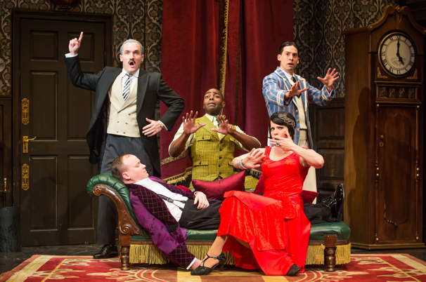 Hit Broadway Comedy The Play That Goes Wrong Will Launch a National Tour in 2018