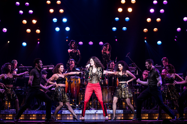 Christie Prades to Reprise Touring Turn in London's On Your Feet!