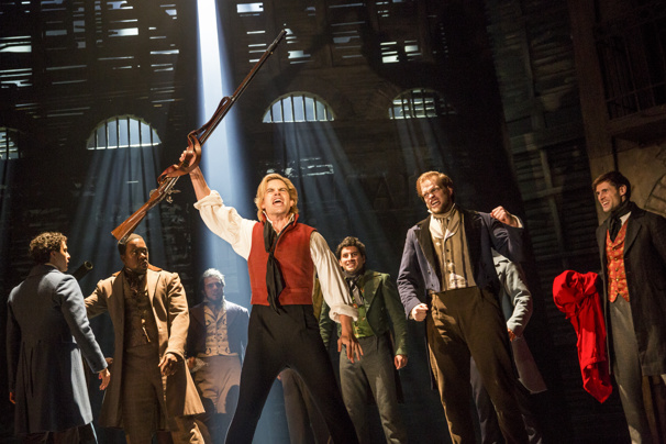 Dream the Dream! Here's Your First Look at the New National Tour of Les Miserables