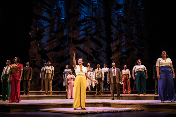 Exclusive! Get a First Look at Adrianna Hicks, Carla R. Stewart, Carrie Compere & the Touring Company of The Color Purple
