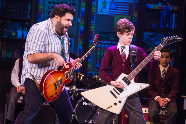 Let's Jam! Andrew Lloyd Webber's School of Rock Tour Will Hold Open Call Auditions at Baltimore's Hippodrome Theatre