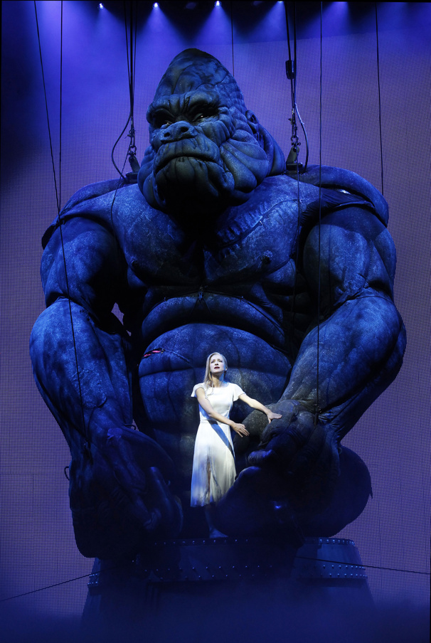 King Kong Musical Will Stomp onto Broadway in 2018