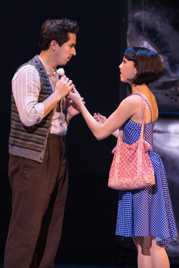 Matthew Scott & Allison Walsh in An American in Paris