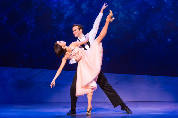 Allison Walsh & McGee Maddox in An American in Paris