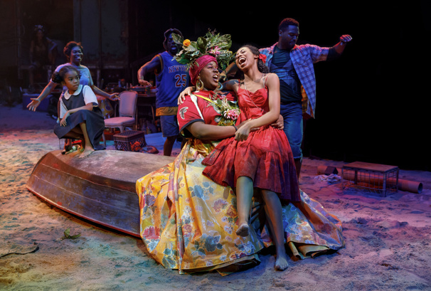 Watch Tony Nominee Hailey Kilgore & Once On This Island Co-Star Alex Newell Sing Out on Today