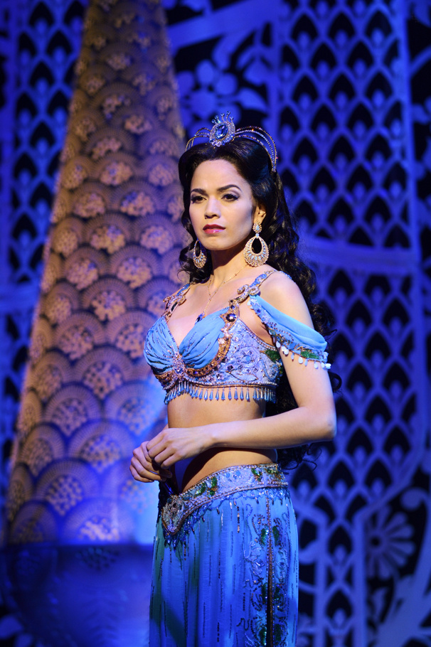 A Whole New World! Arielle Jacobs to Join Broadway's Aladdin as Princess Jasmine