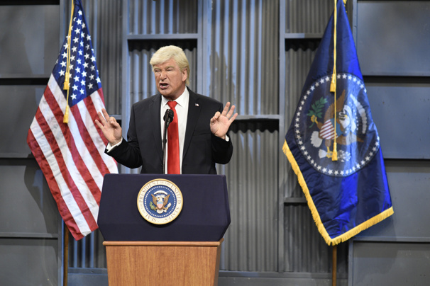 Alec Baldwin May Bring Acclaimed Donald Trump Impression to Broadway