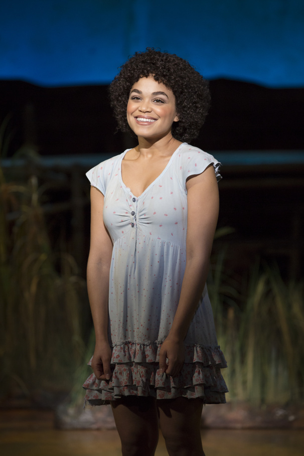 Kim Exum in The Book of Mormon
