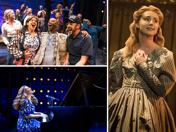 Vancouver's 2018-19 Season Will Include Broadway's Come From Away, Les Miserables, Beautiful & More