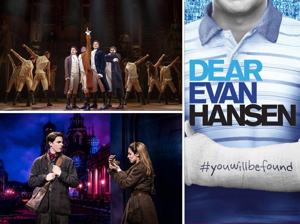Fort Lauderdale's 2018-19 Season Will Include Broadway's Hamilton, Dear Evan Hansen, Anastasia & More