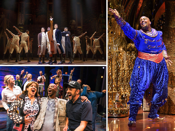 New Orleans' 2018-19 Season Will Include Broadway's Hamilton, Aladdin, Come From Away & More
