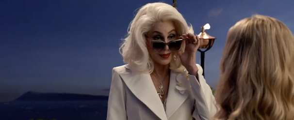 Watch Cher Sing in the Newest Trailer for Mamma Mia! Here We Go Again