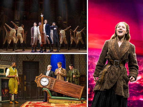 San Antonio's 2018-19 Season Will Include Broadway's Hamilton, Anastasia, The Play That Goes Wrong & More