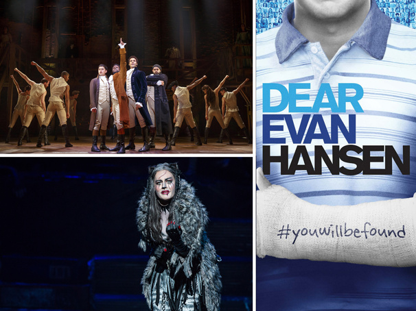 Cincinnati's 2018-19 Season Will Include Broadway's Hamilton, Dear Evan Hansen, Cats & More