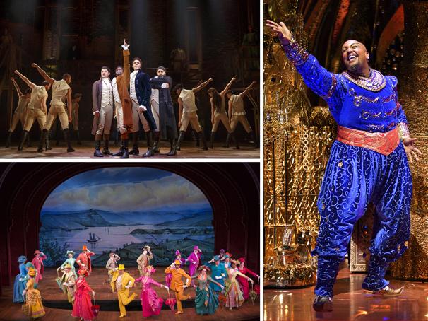 Columbus' 2018-19 Season Will Include Broadway's Hamilton, Aladdin, Hello, Dolly! & More