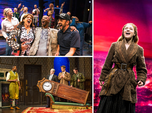 Appleton's 2018-19 Season Will Include Broadway's Come From Away, Anastasia, The Play That Goes Wrong & More