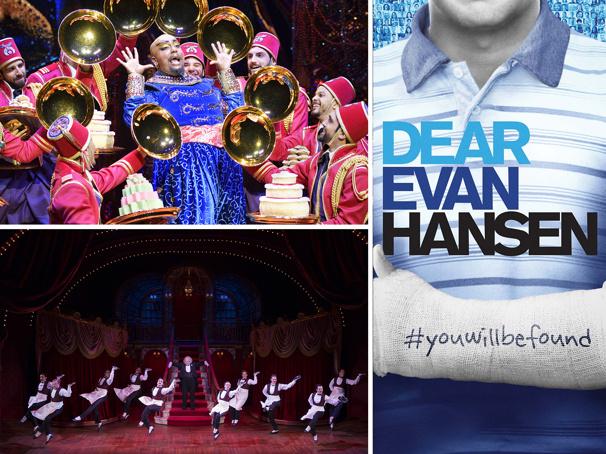 Costa Mesa's 2018-19 Season Will Include Broadway's Aladdin, Dear Evan Hansen, Hello, Dolly! & More