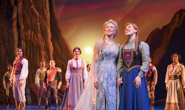 Disney's Frozen Sets Arrival in London's West End; Australia & Germany on Deck