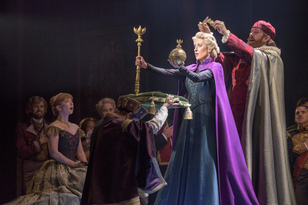 Let Them In, Let Them See! Disney's Frozen Will Embark on a National Tour