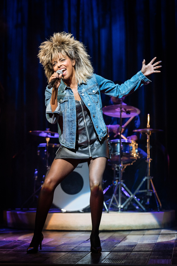 The Voice, the Moves, the Hair! Tina: The Tina Turner Musical Star Adrienne Warren on Playing the Queen of Rock & Roll in London