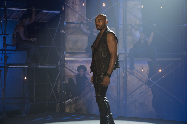Watch Brandon Victor Dixon Sing 'Superstar' from Jesus Christ Superstar Live in Concert
