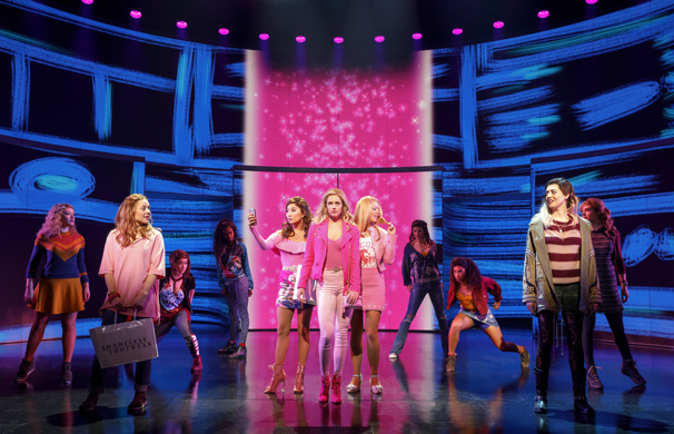 Meet the Plastics! Tina Fey's Tony-Nominated Musical Mean Girls Will Launch a National Tour in Fall 2019