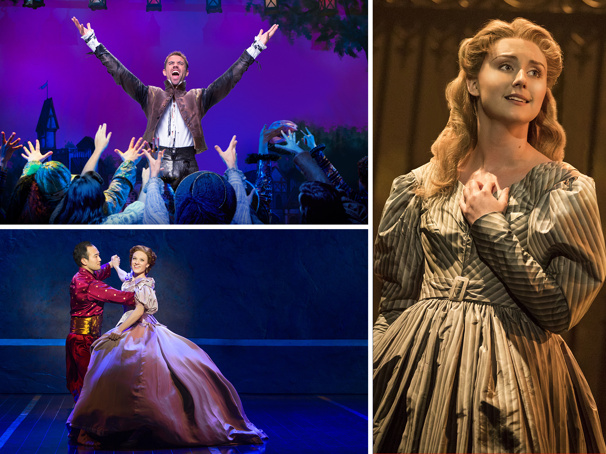 Boise's 2018-19 Season Will Include Broadway's Something Rotten!, Les Miserables, The King and I & More