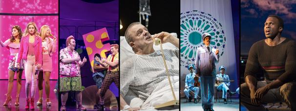 Mean Girls & SpongeBob SquarePants Lead 2018 Tony Award Nominations