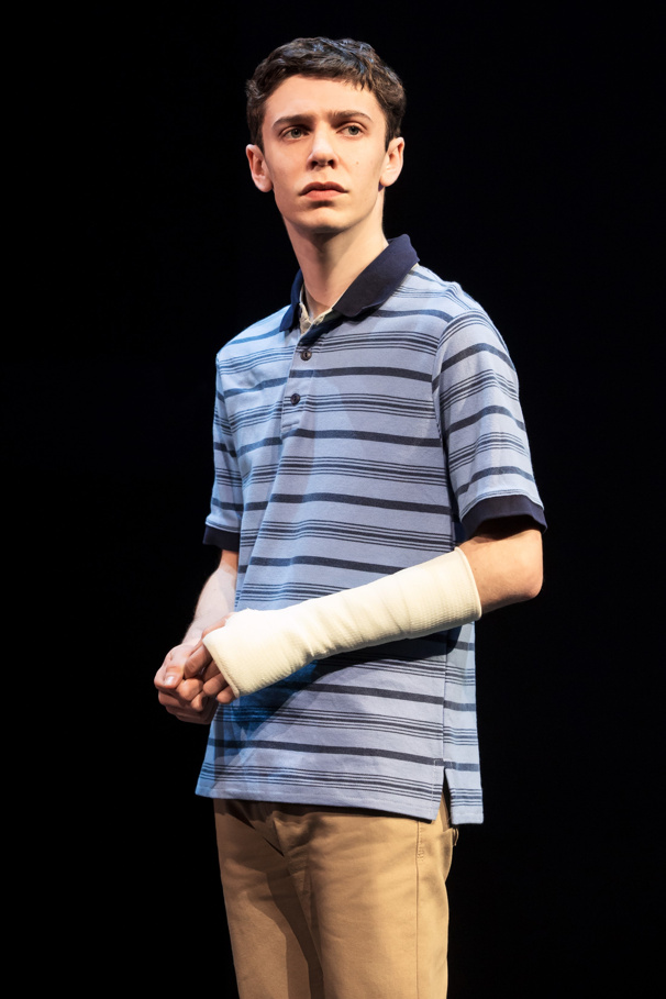 Broadway Alum Ben Levi Ross Will Lead the National Tour of Dear Evan Hansen