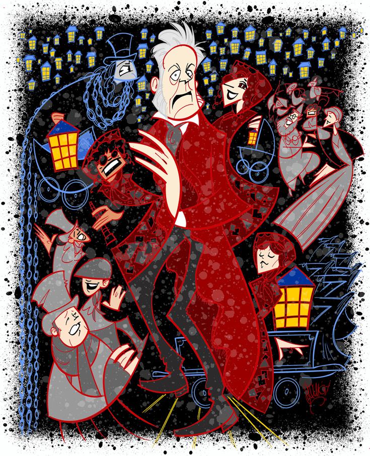 A Christmas Carol, Starring Campbell Scott, Opens on Broadway | Broadway Buzz | Broadway.com