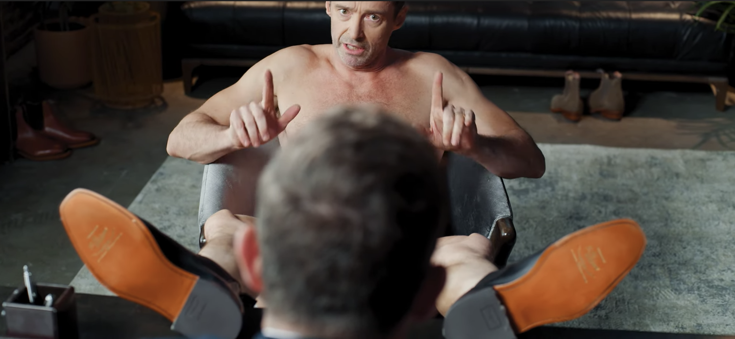 Hugh Jackman launches R.M. Williams advertising campaign