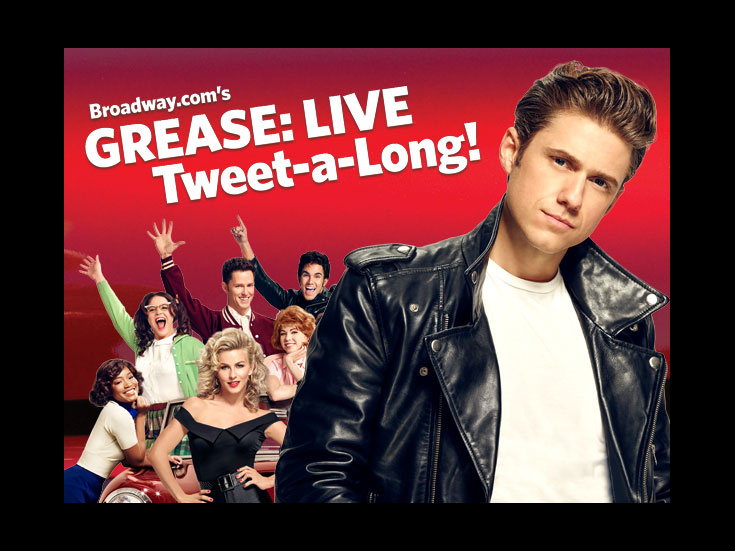 Hopelessly Devoted to Live Tweeting? Join the Broadway com