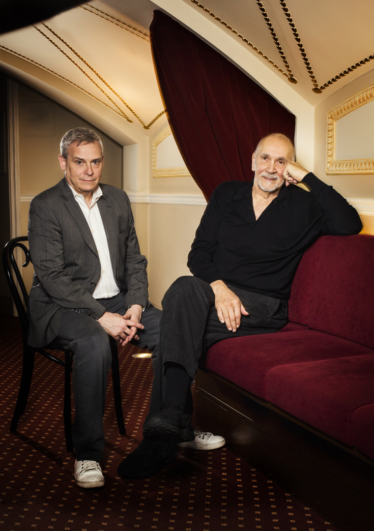 The Father Star Frank Langella & Director Doug Hughes on How Not to