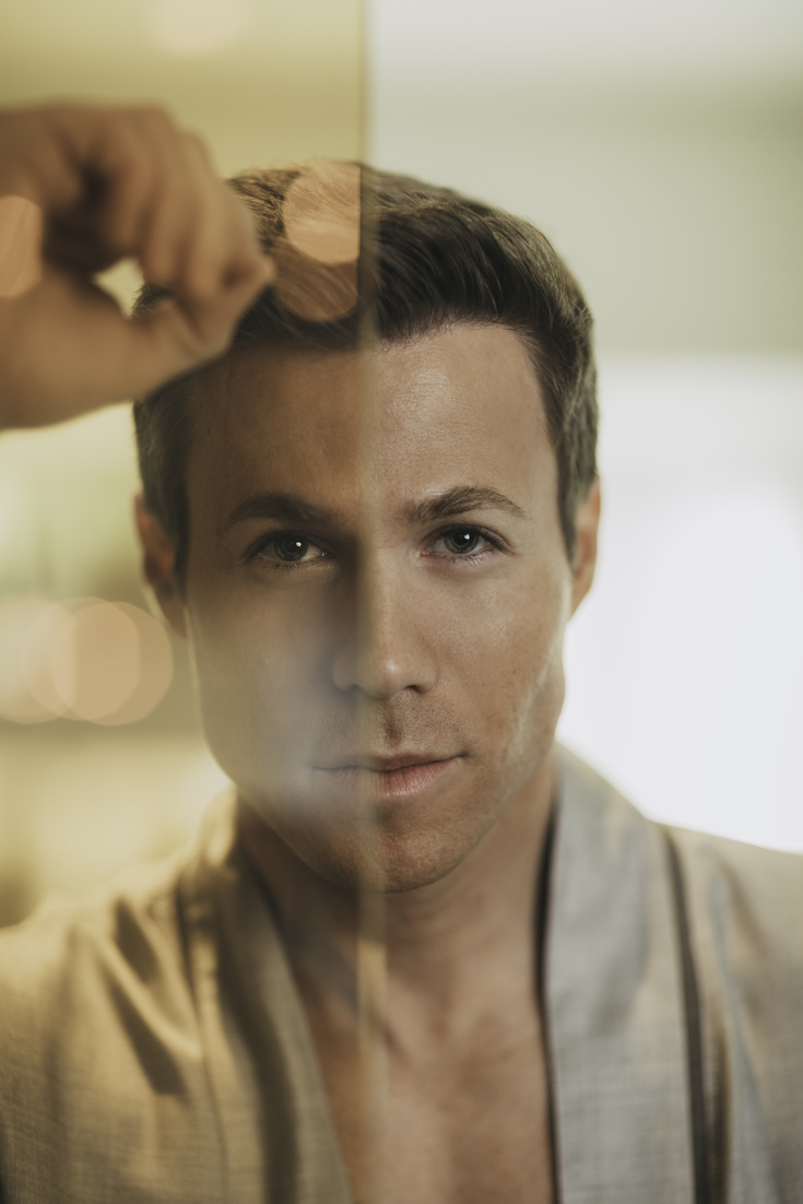 Angel Parker Naked wicked's ashley parker angel on dancing through his career
