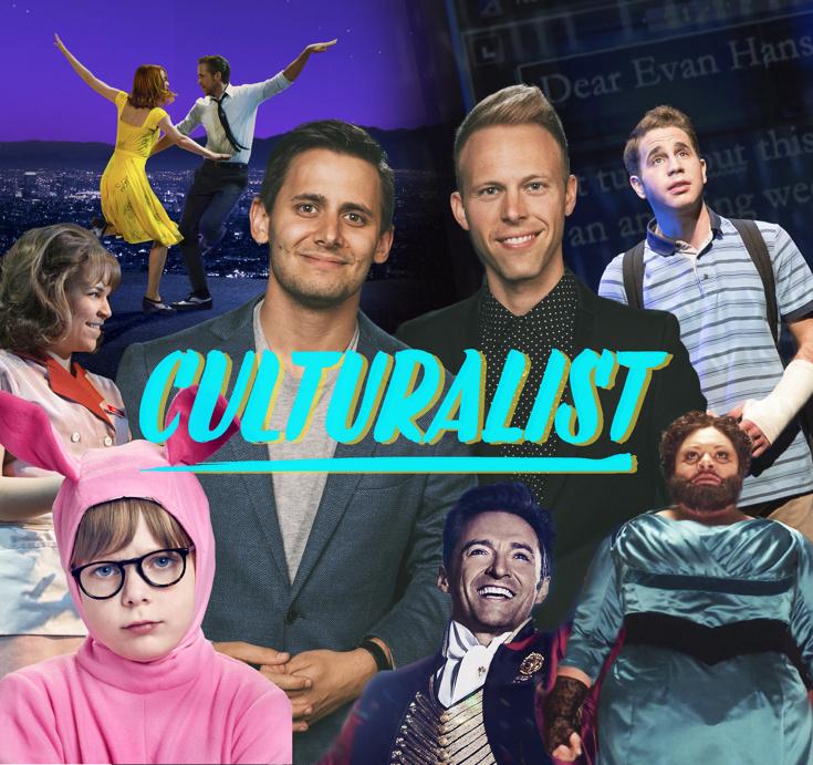 Culturalist Challenge! Rank Your Top 10 Favorite Pasek