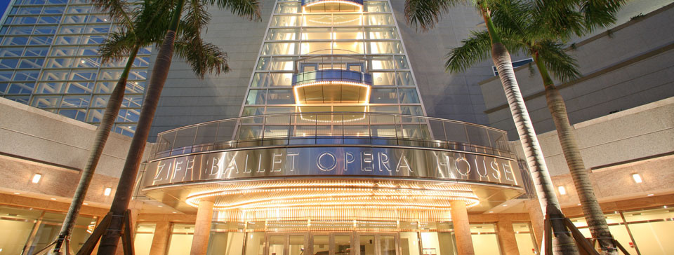 The Adrienne Arsht Center