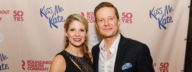 Too Darn Hot! Will Chase to Join Kelli O'Hara in Broadway's Kiss Me
